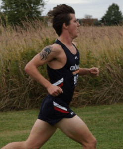 Cross-country player