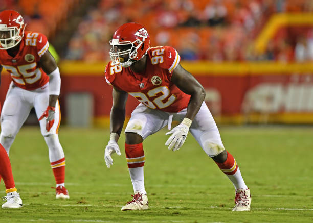 Tanoh Kpassagnon - Kansas City Chiefs