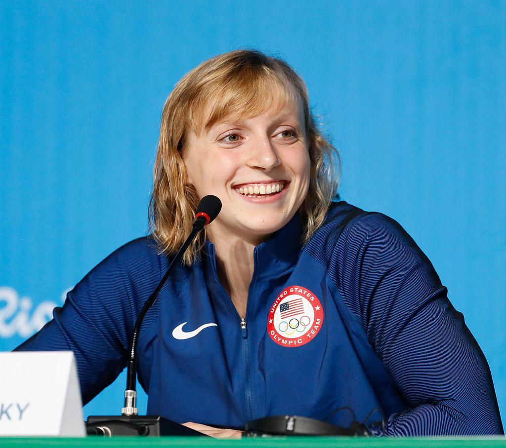 Katie Ledecky Team USA