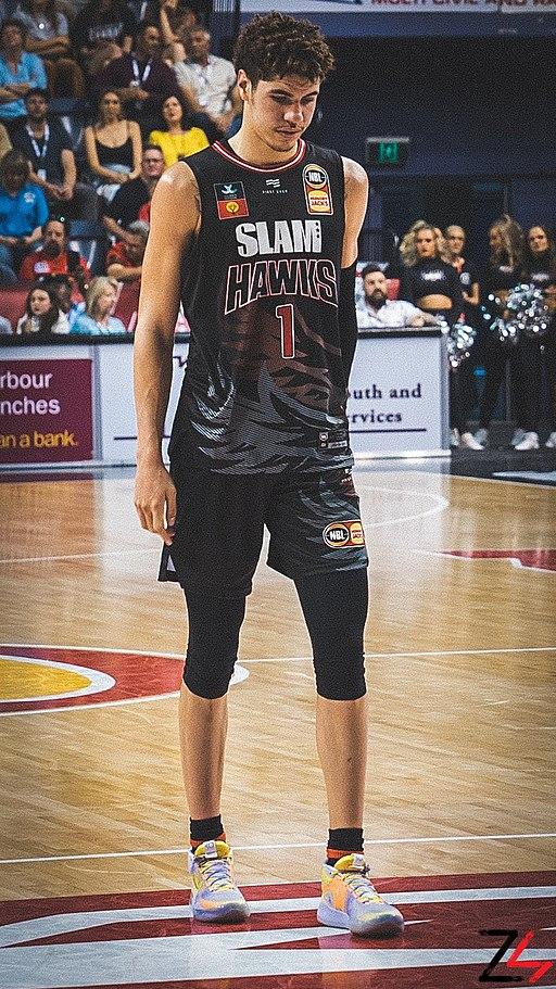 LaMelo Ball Illawarra Hawks