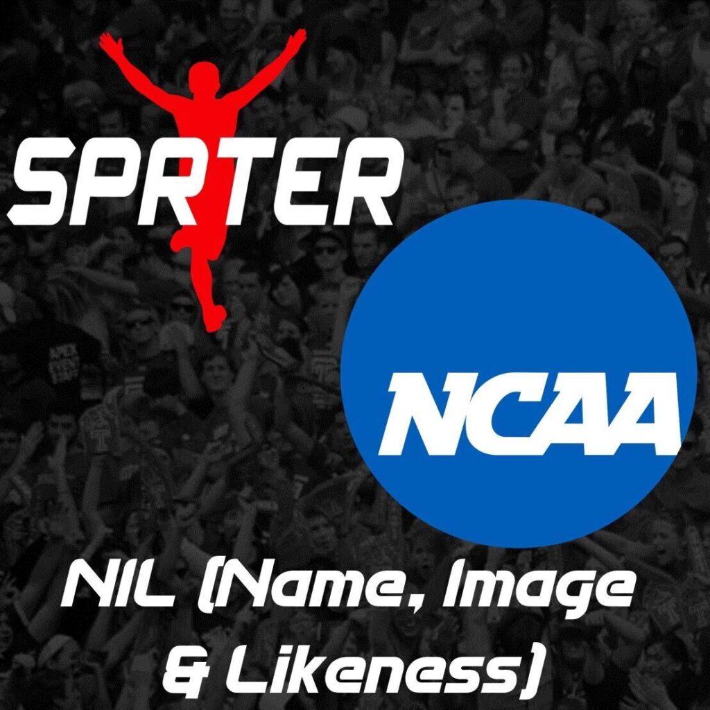 SPRTER NCAA NIL