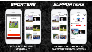 Limited Edition Signed Pics - Sporters & Supporters
